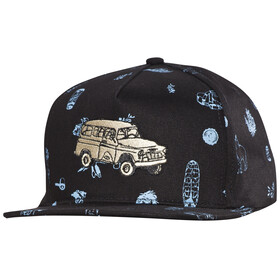 POLER Adventure Mobile - Bonnet - Snapback noir